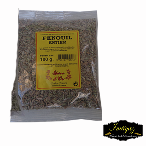 FENOUIL ENTIER 100G