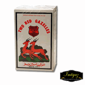 THE LES 2 GAZELLES ROUGE 500G