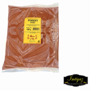 PIMENT FORT CAYENNE MOULU 100G