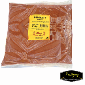 PIMENT FORT CAYENNE MOULU 250G