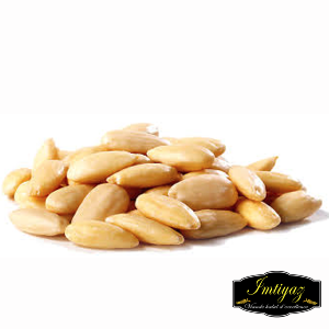 AMANDES BLANCHIES 400G